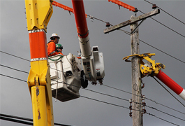 BCHydro continues to replace aging poles across B.C.