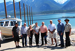 A better way to launch your boat on Arrow Lakes reservoir