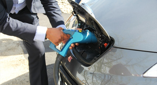 Charging network helps drivers of electric cars