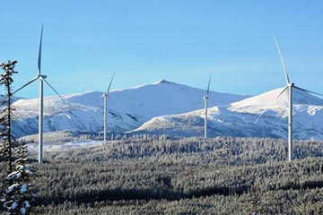 Western Canada's largest wind farm comes online