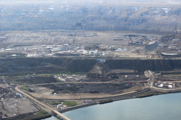 Supplies in place to limit erosion at Site C