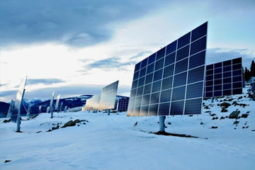 Western Canada's largest solar plant making money
