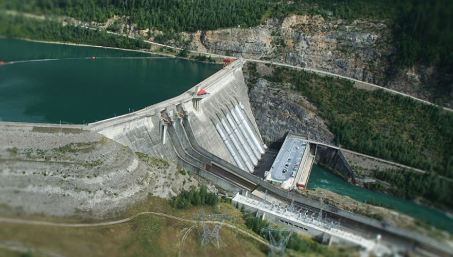 BC Hydro applies to add sixth turbine at Revelstoke
