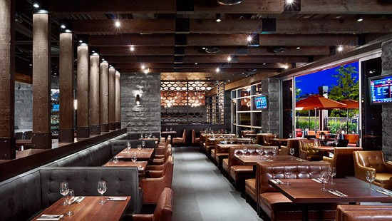 Earl S Restaurants Leading With Leds