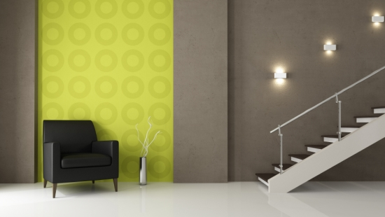 Put the light where you need it. Wall colours  lighting   efficiency  Advice from a designer